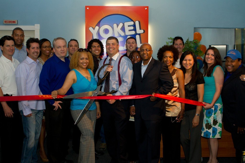 Yokel Local Internet Marketing Celebrates 1st Year with Ribbon Cutting