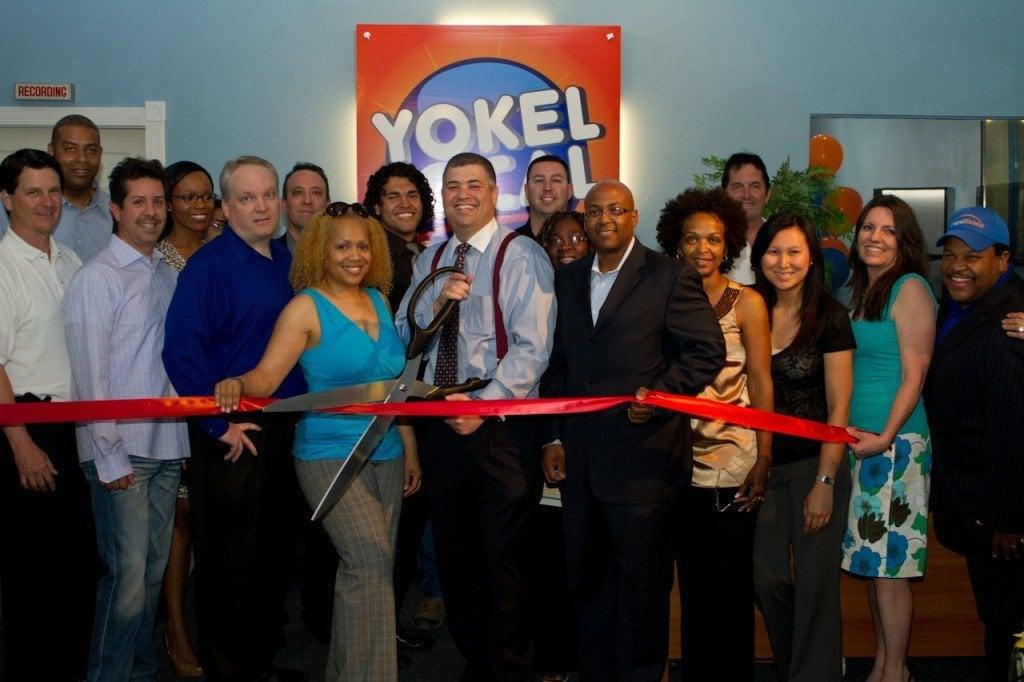Yokel Local Internet Marketing Celebrates 1st Year with Ribbon Cutting