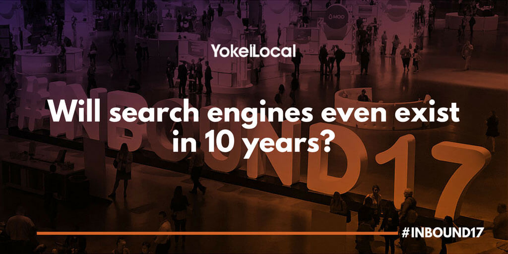 search engines in ten years