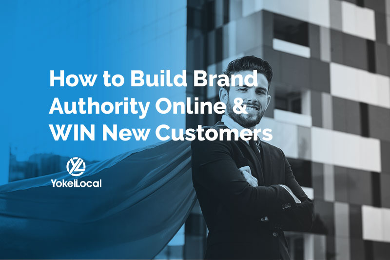 how to build brand authority online