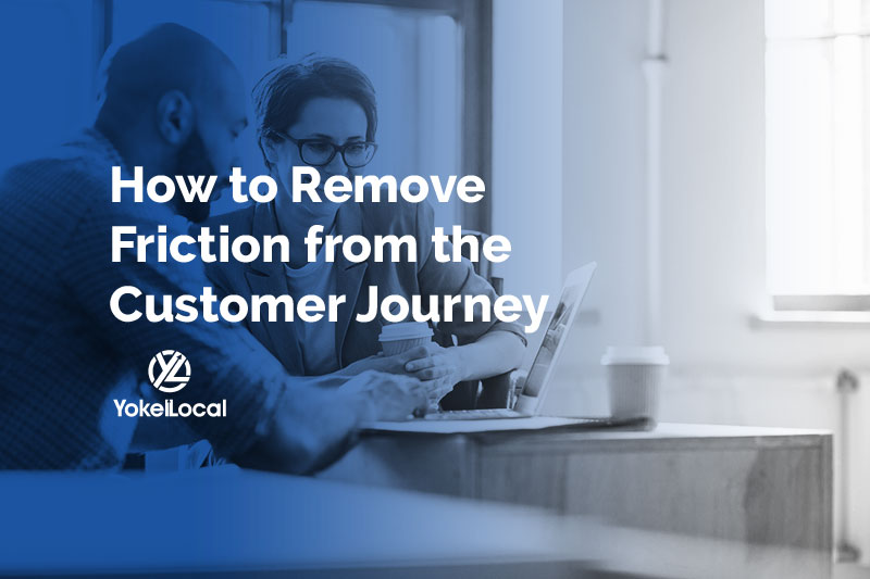 reduce customer friction and improve customer experience
