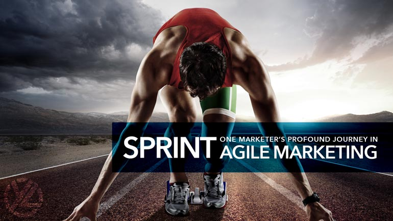 sprint agile marketing project management