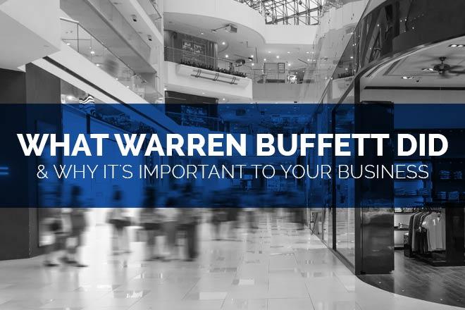 warren buffett business