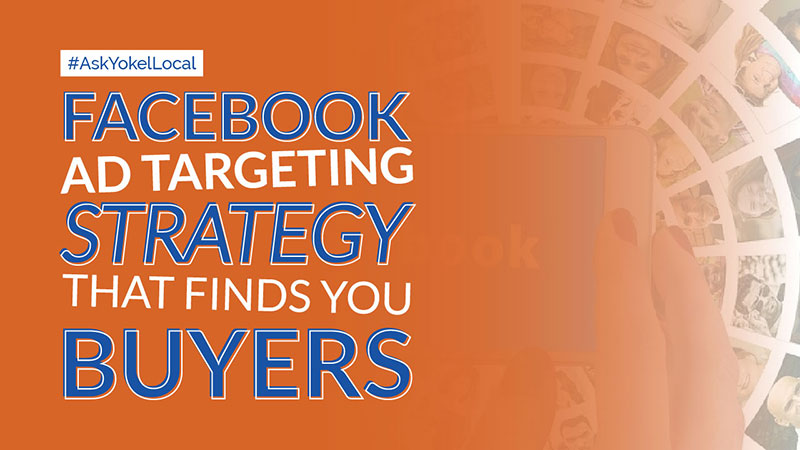 Facebook Ad Targeting Strategy That Finds You Buyers [Video]