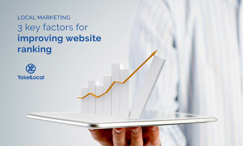How to Improve Website Ranking in Local Market