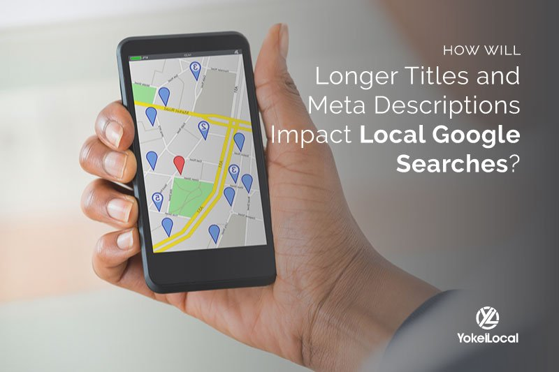How Changes in Title Tags and Meta Descriptions Will Impact Local SEO