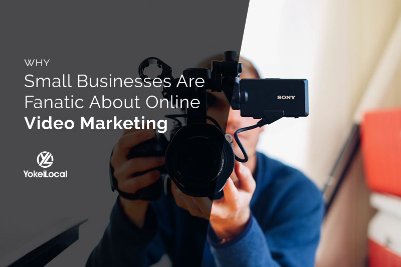 Why Small Business Needs to Take Charge Online with Video Marketing