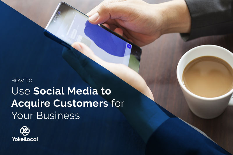 How to Use Social Media to Get Customers for Your Business [Video]