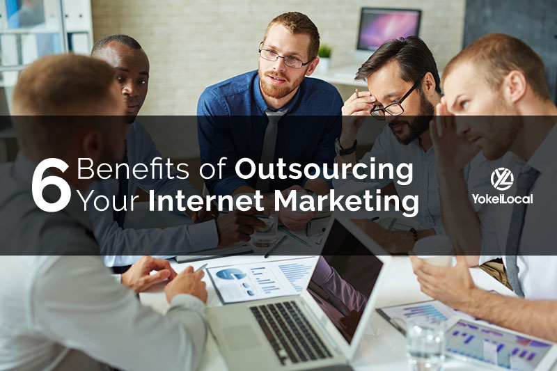 How to Grow Your Business by Outsourcing Your Internet Marketing