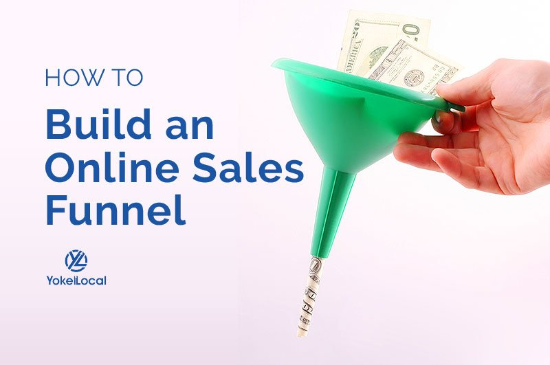 How to Build An Online Sales Funnel [Video]