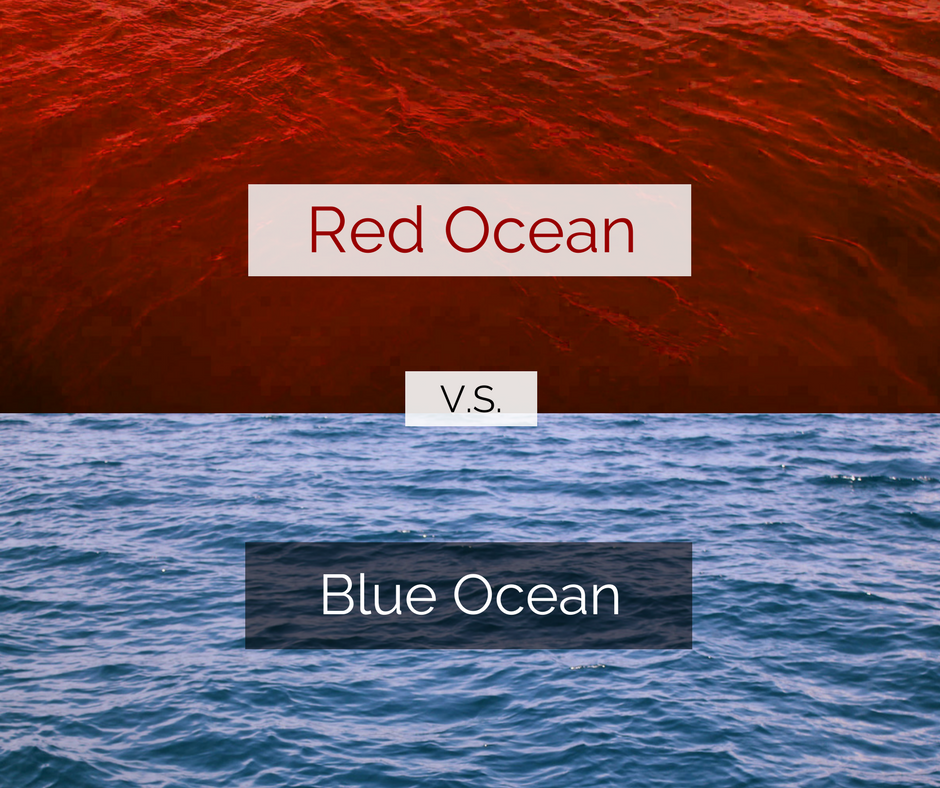 Blue Ocean Marketing Strategy: How To Make Your Competition Irrelevant