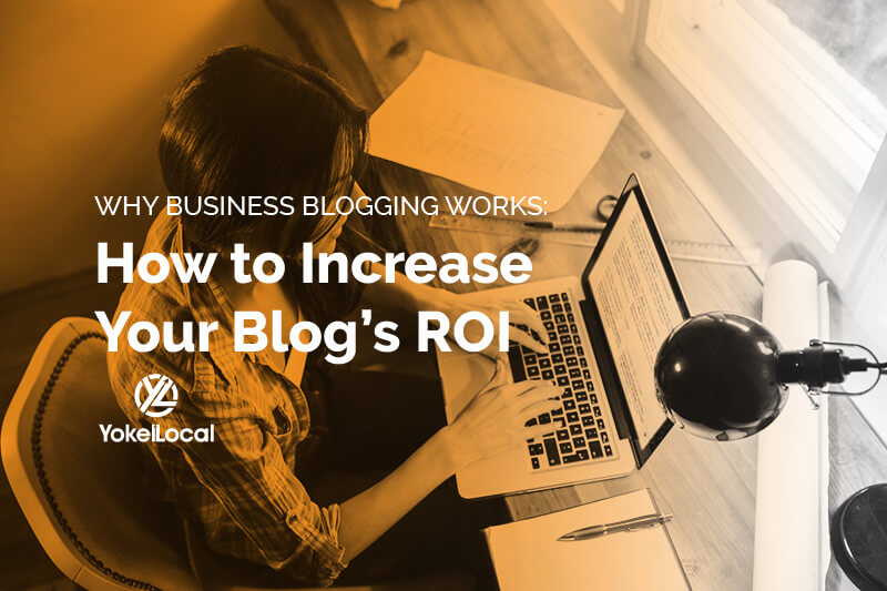 I Don't Think I'm Getting Any ROI From Blogging