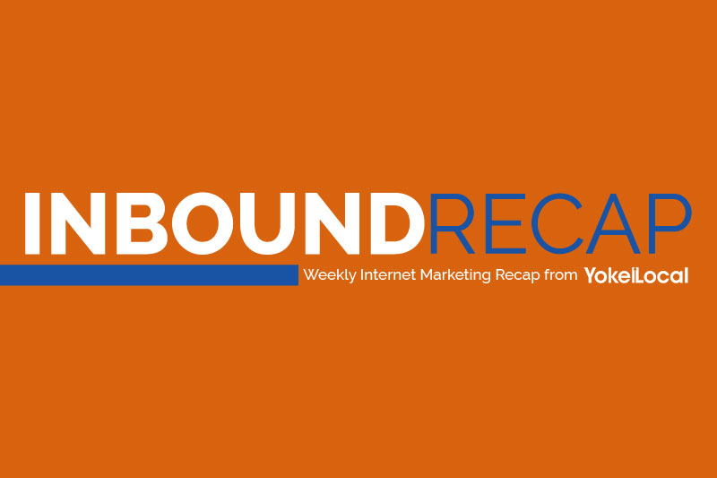 Inbound Recap: Role of a Digital Marketing Agency, Social Media for Business, Updating Website